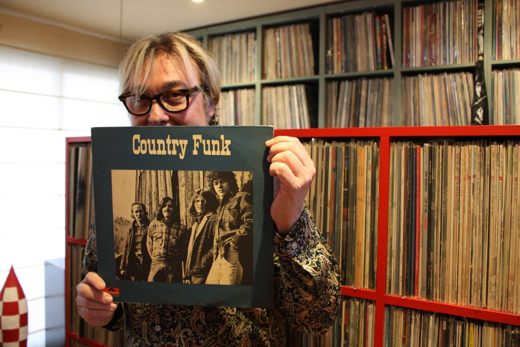 Country Funk – Country Funk (Polydor 1970)