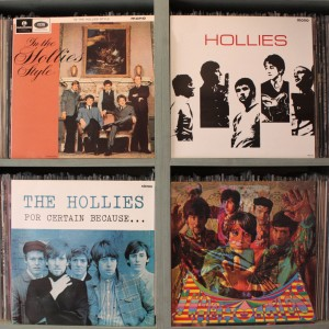 Hollies 4 Lps