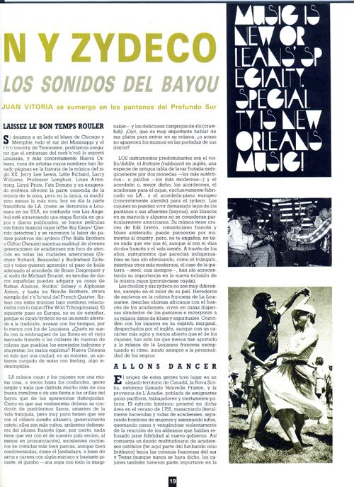 Cajun Zydeco 03