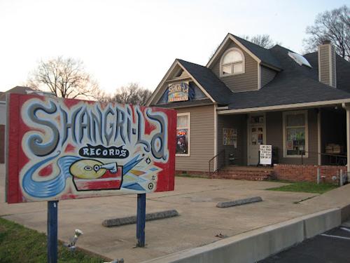 Shangri-La Records Memphis