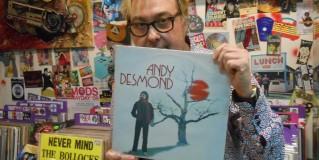Andy Desmond – Andy Desmond (Ariola 1978)
