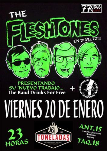 The Fleshtones @ 16 Toneladas | València | Comunidad Valenciana | España