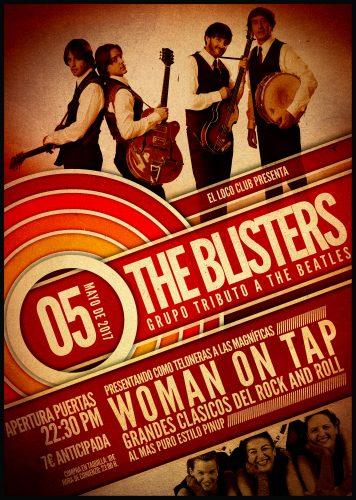 The Blisters + Woman On Tap @ El Loco Club | València | Comunidad Valenciana | España