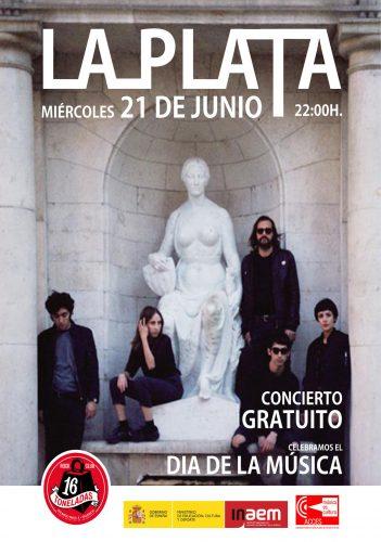 La Plata @ 16 Toneladas | València | Comunidad Valenciana | España