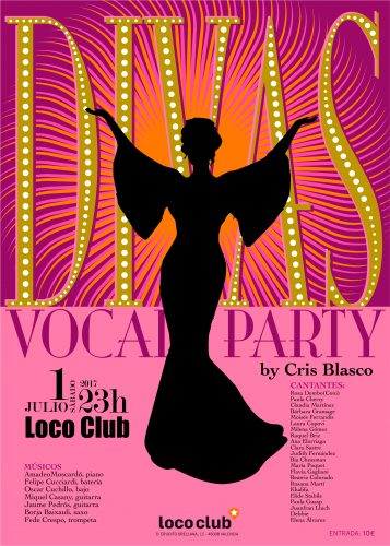 DIVAS (Vocal Party) @ El Loco Club | València | Comunidad Valenciana | España