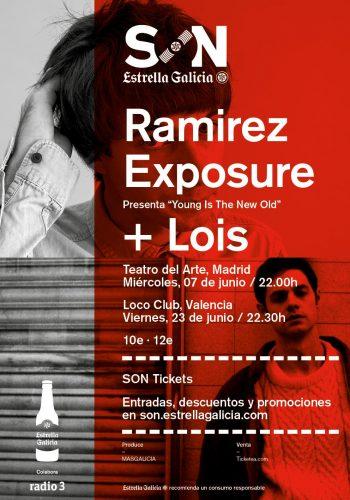 Ramirez Exposure + Lois @ El Loco Club | València | Comunidad Valenciana | España