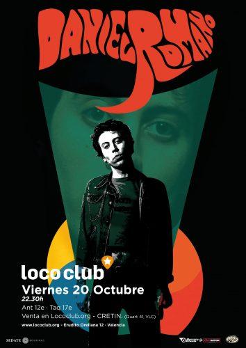 Daniel Romano @ El Loco Club | València | Comunidad Valenciana | España