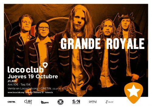 Grande Royale @ El Loco Club | València | Comunidad Valenciana | España