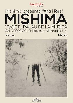 Mishima @ Palau de la Música | València | Comunidad Valenciana | España