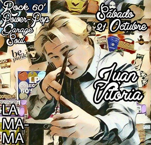 Juan Vitoria DJ @ La Mama Rockbar | Port de Sagunt | Comunidad Valenciana | España