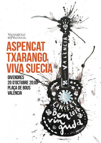 Aspencat + Txarango + Viva Suecia @ Plaça de Bous | València | Comunidad Valenciana | España