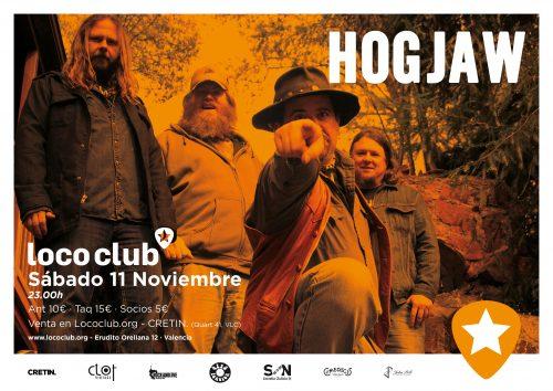 Hogjaw @ El Loco Club | València | Comunidad Valenciana | España