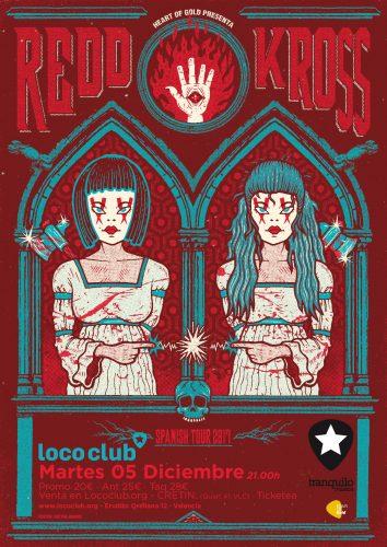 Redd Kross @ El Loco Club | València | Comunidad Valenciana | España