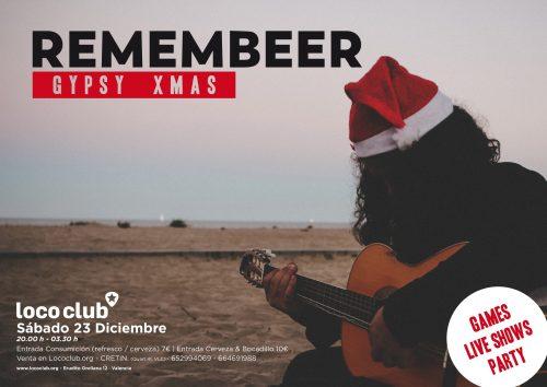 Remember Gypsy Xmas @ El Loco Club | València | Comunidad Valenciana | España