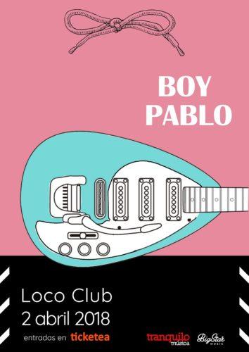 Boy Pablo @ El Loco Club | València | Comunidad Valenciana | España