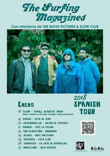 The Surfing Magazines @ El Loco Club | València | Comunidad Valenciana | España
