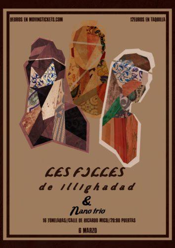 Les Filles de Illighadad & Nano Trio @ 16 Toneladas | València | Comunidad Valenciana | España
