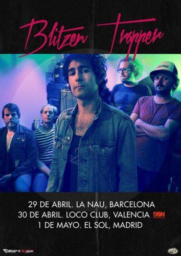 Blitzen Trapper @ El Loco Club | València | Comunidad Valenciana | España
