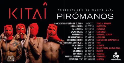 Kitai @ El Loco Club | València | Comunidad Valenciana | España