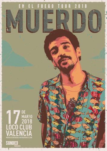 Muerdo @ El Loco Club | València | Comunidad Valenciana | España