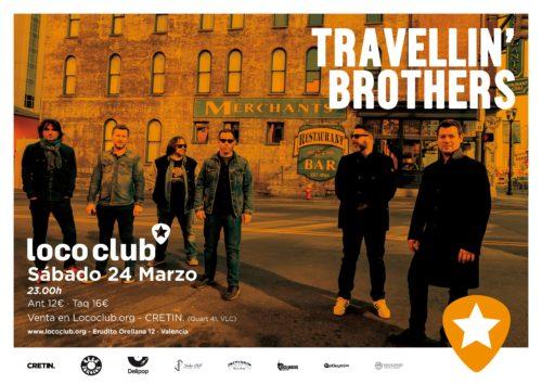 Travellin' Brothers @ El Loco Club | València | Comunidad Valenciana | España