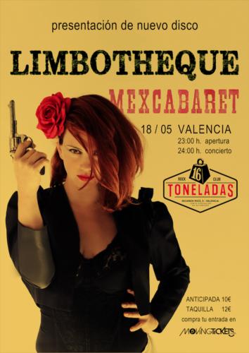 Limbotheque @ 16 Toneladas   València   Comunidad Valenciana   España