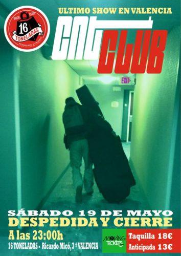 Cat Club @ 16 Toneladas   València   Comunidad Valenciana   España