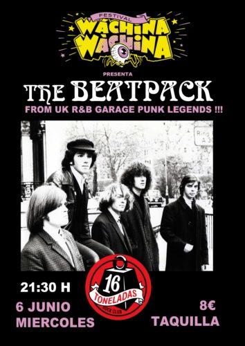 The Beatpack @ 16 Toneladas | València | Comunidad Valenciana | España