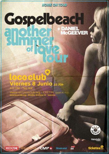 GospelbeacH + Daniel McGeever @ El Loco Club | València | Comunidad Valenciana | España