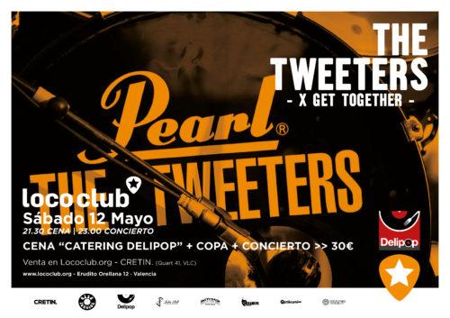 The Tweeters + X Get Together @ El Loco Club   València   Comunidad Valenciana   España