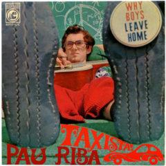 Pau Riba – Taxista! (Single)