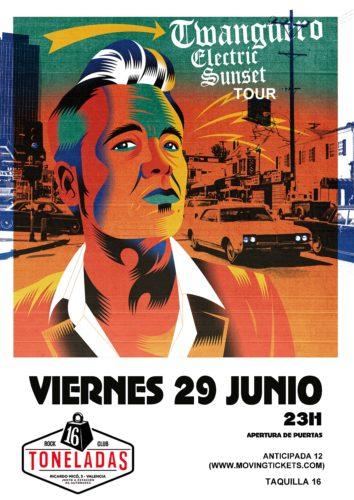 El Twanguero @ 16 Toneladas | València | Comunidad Valenciana | España