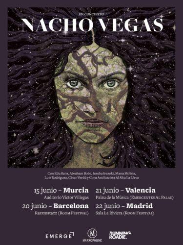 Nacho Vegas @ Palau de la Música | València | Comunidad Valenciana | España