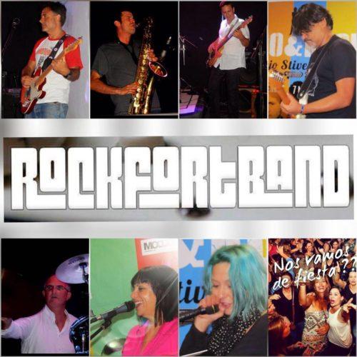 ROCKFORT BAND + Tránsito @ Sala 16 Toneladas