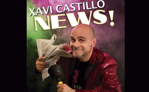 XAVI CASTILLO News! @ Sala 16 Toneladas