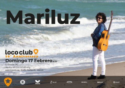 MARILUZ @ Loco Club