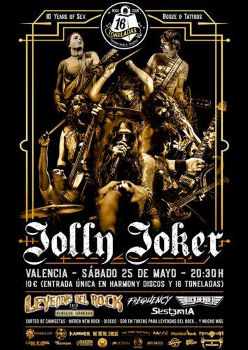 Jolly Joker @ Sala 16 Toneladas