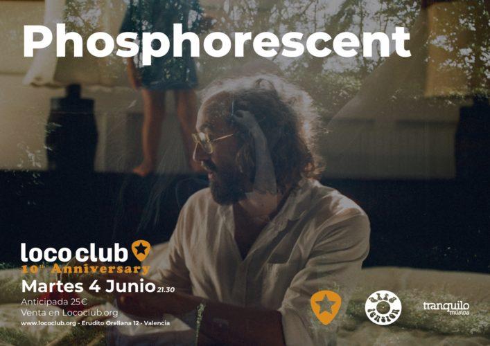 Phosphorescent @ Sala El Loco Club