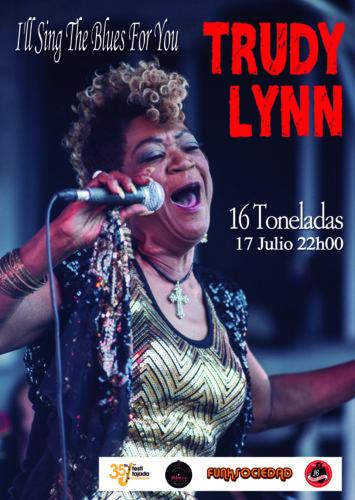 TRUDY LYNN @ Sala 16 Toneladas