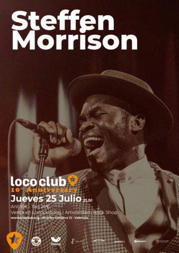 STEFFEN MORRISON @ Loco Club