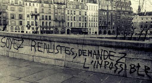 Reflexión 21: Sé realista, pide lo imposible