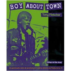 TONY FLETCHER - BOY ABOUT TOWN
