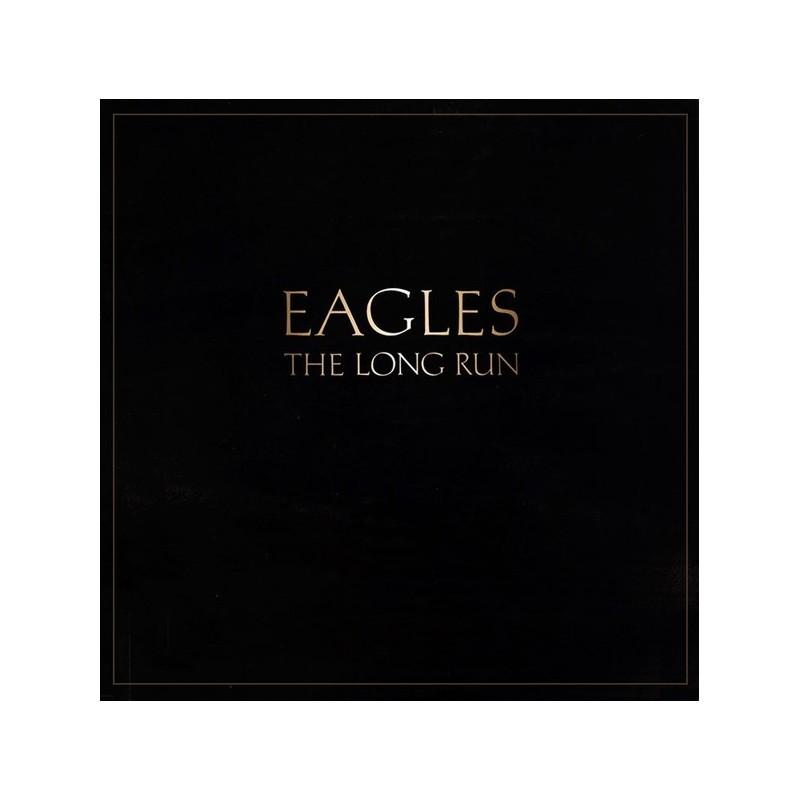 EAGLES - The Long Run LP