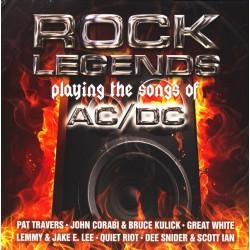 VARIOS - Rock Legends...