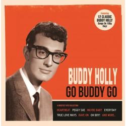 BUDDY HOLLY - Go Buddy Go LP