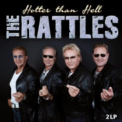 THE RATTLES - Hotter Than...