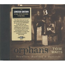 TOM WAITS - Orphans:...