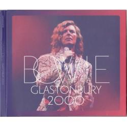 DAVID BOWIE - Glastonbury...