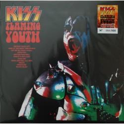 KISS - Flaming Youth LP