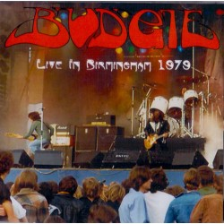 BUDGIE - Live In Birmingham...